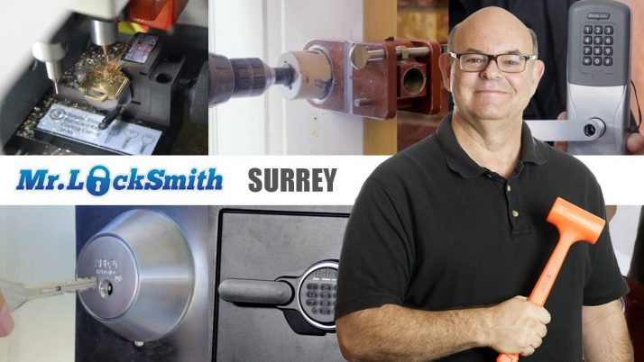 Mr. Locksmith Surrey 604-229-9818